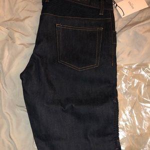 Men's balmain jeans size 33 NWT
